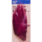 Shor Genetic Rooster Mini Pack. Hooks 6-10 Grizzly Pink