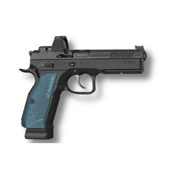 "CZ Shadow 2 Optics Ready 9mm 5"" Semi Auto Pistol"