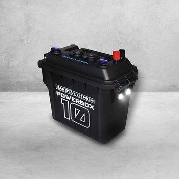 Dakota Lithium PowerBox 10Ah 12V