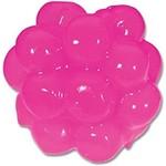 Luhr Jensen Skein Chunk. UV Hot Pink 20mm 24-pk