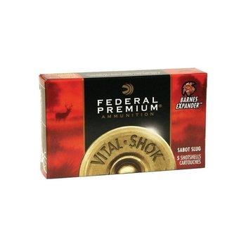 Federal Federal Premium 20GA Expander Tipped Sabot Slug 3″ 5/8oz