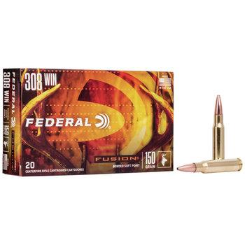 Federal Federal Fusion 308win 150Gr Ammunition