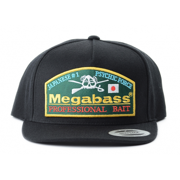Megabass Throwback Snapback