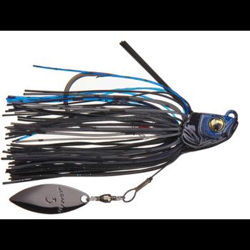 Megabass Uoze Swimmer 1/2oz Black Blue