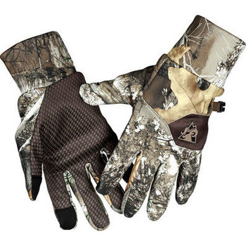 Rocky Moisture Wicking Camo Gloves, LR