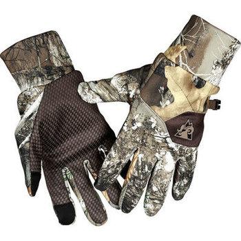 Rocky Moisture Wicking Camo Gloves, XL