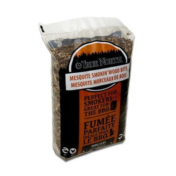 True North Mesquite Smokin' Wood Bits 2lbs