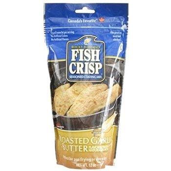 Rocky Madsen's Roasted Garlic Butter Fish Crisp