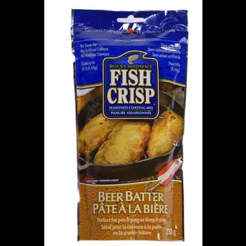 Rocky Madsen's Beer Batter Fish Crisp