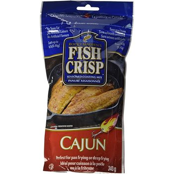 Rocky Madsen's Cajun Fish Crisp