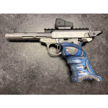 Smith & Wesson Victory Volquartsen Custom 22 LR Pistol w/Vortex Venom Red Dot