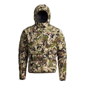Sitka Kelvin Lite Down Jacket, Optifade Subalpine, XXL