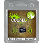 Cocall Deer Card 1