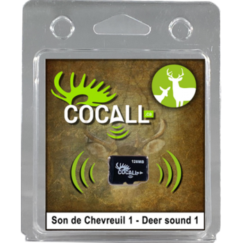 Cocall Deer Card 1