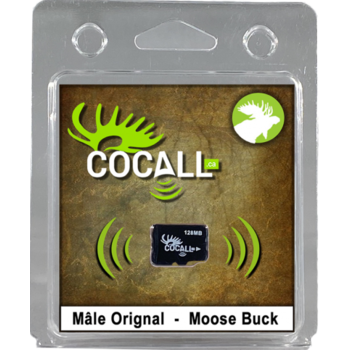 Cocall Bull Moose Card