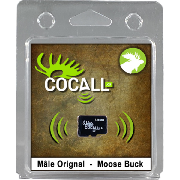 Cocall Bull Moose Card