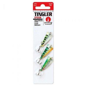 VMC Tingler Spoon Kit 1/8oz 3-pk