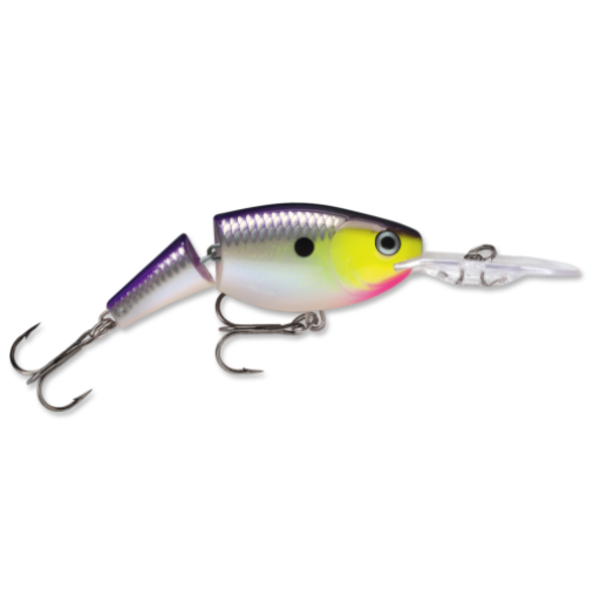 Rapala Jointed Shad Rap 07. Purpledescent