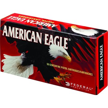 Federal American Eagle Handgun Ammo 357 Magnum158gr Jacketed Soft Point 1240fps 50 Rounds