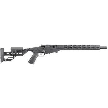 """Ruger Ruger 8401 Precision Bolt Action Rifle, 22 LR, 18"""" Threaded Bbl, Quick Fit Adjustable Stock, 10+1 Rnd"""