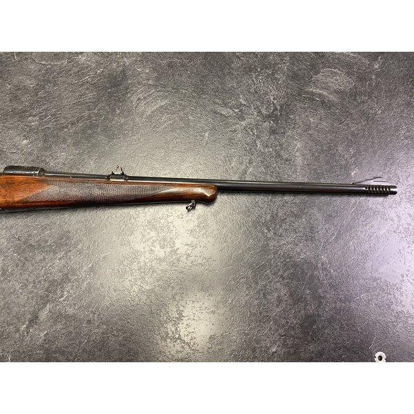 BSA 243 Win Bolt Action Rifle w/Sights & Muzzle Brake