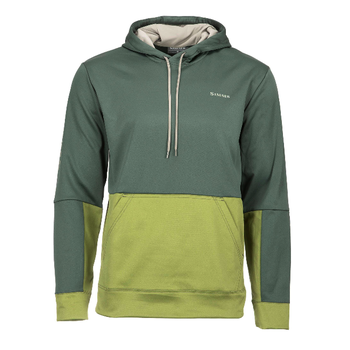 Simms M's Challenger Hoody Shadow Green L