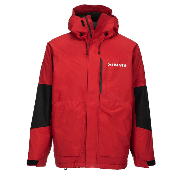 Simms M's Challenger Insulated Jacket Auburn Red XL