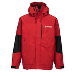 Simms M's Challenger Insulated Jacket Auburn Red L