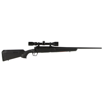 """Savage Savage 57261 Axis XP 308 Win 4+1 22"""" Matte Black Right Hand"""