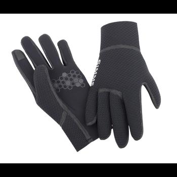 Simms Kispoix Glove Black XL