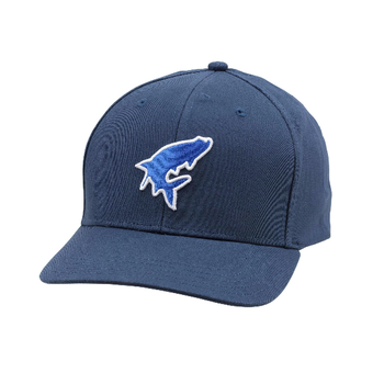 Simms Big Catch Cap Blue Depths