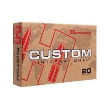 Hornady Custom International Rifle Ammo 8x57 Js 195 Grain 82291 Qty 20