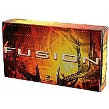 Federal Federal Fusion Ammo 7mm-08 Rem 140gr Spitzer Boat Tail 20 Rounds