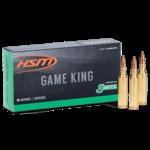 HS Munitions Game King .270 150gr SBT Ammunition