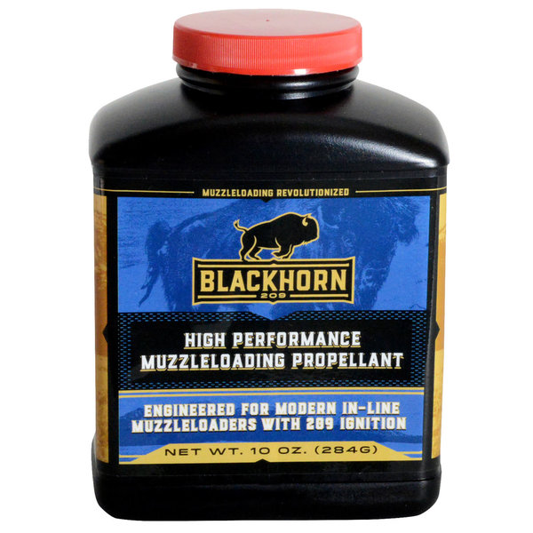 Accurate Blackhorn 209 Powder 10 OZ