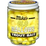 Atlas Atlas Glitter Mallows. 1.5oz. Jar. Yellow Cheese