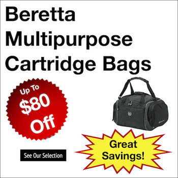 Beretta Multipurpose Cartridge Bags