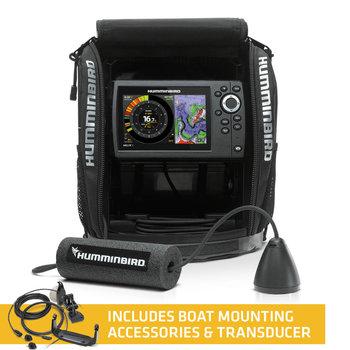 Humminbird Ice Helix 5 CHIRP GPS G2 All Season Model