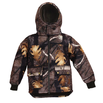 Backwoods Adventure Kids Hunting Jacket XL