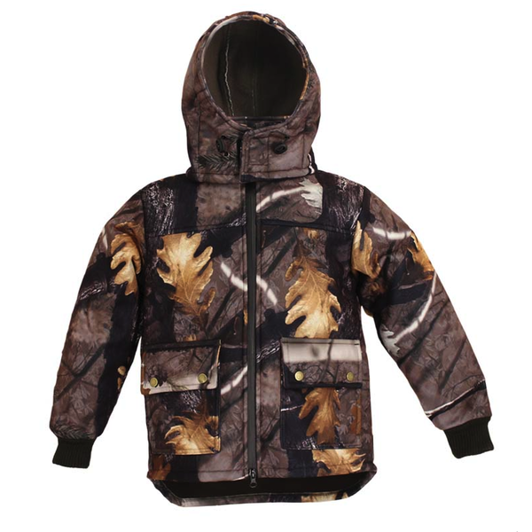 Backwoods Adventure Kids Hunting Jacket XL