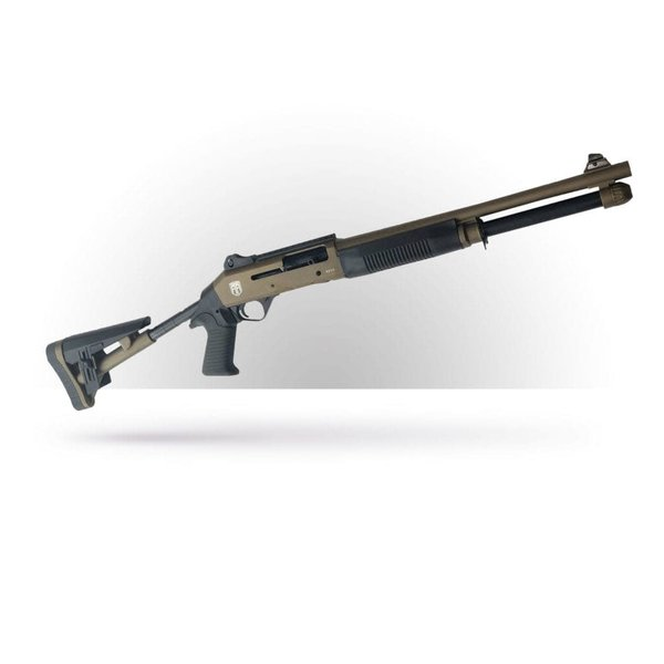 """Revolution Arms Impact Semi Auto 12ga Cerekote Bronze 18.5"""" Barrel"""