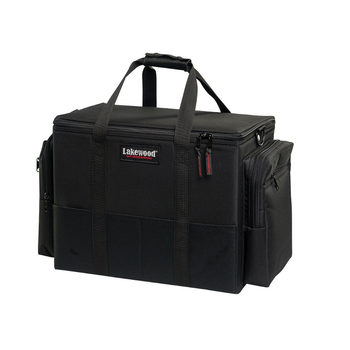 Lakewood Musky Medium Tackle Box. Soft Sided Hard Case