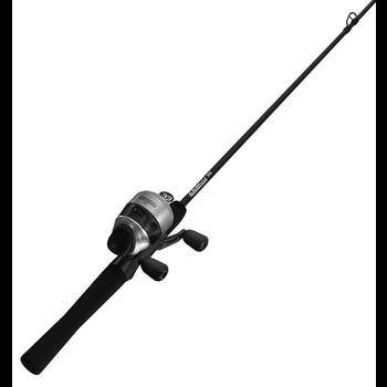 Zebco 33 6'M Spincast Combo. 2-pc