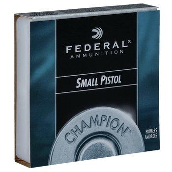 Federal Federal Small Pistol Primers No 100/Per 100