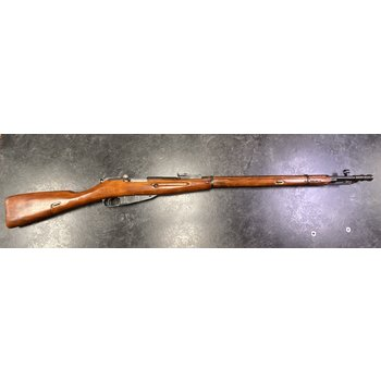 Soviet Mosin Nagant 91/30 Military Surplus Rifle 7.62X54R