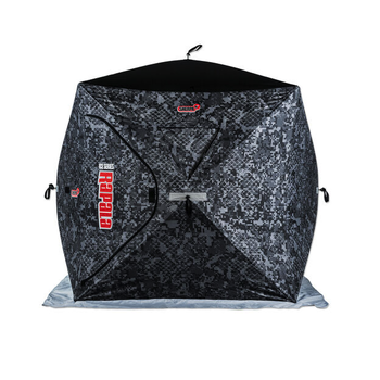 Rapala Rap Shack Sherpa M3 3-Man Pop-Up Ice  Shelter