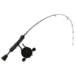 """13 Fishing Tickle Stick FreeFall Stealth 27""""L Ice Combo. LH"""