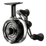 13 Fishing Black Betty 6061 Inline Ice Reel. RH
