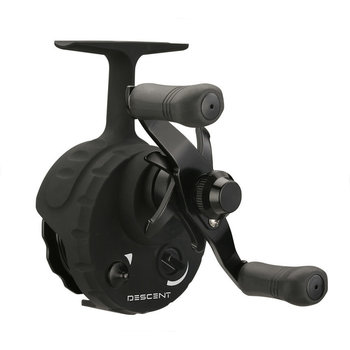 13 Fishing Descent Inline Ice Reel. LH