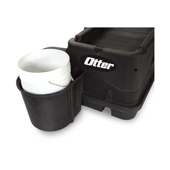 Otter Bucket Holder